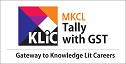 Tally with GST Logo